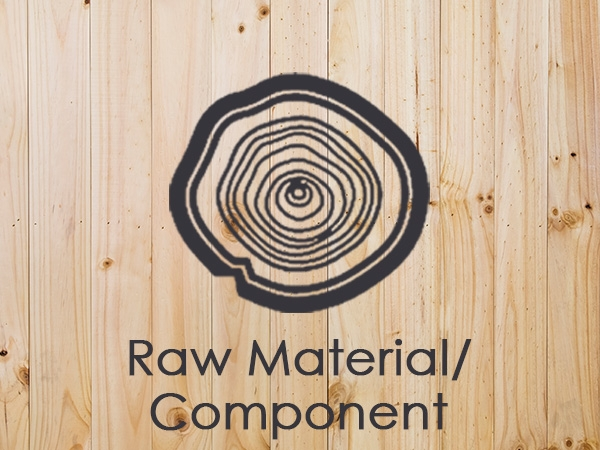 Raw Material/ Component